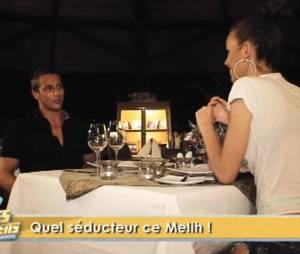 Vanessa Lawrens en couple avec Melih dans Les Anges Gardiens sur NRJ 12 en 2011