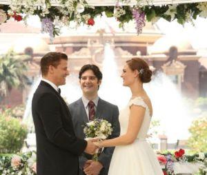 Bones saison 9 : Booth et Brennan mariés