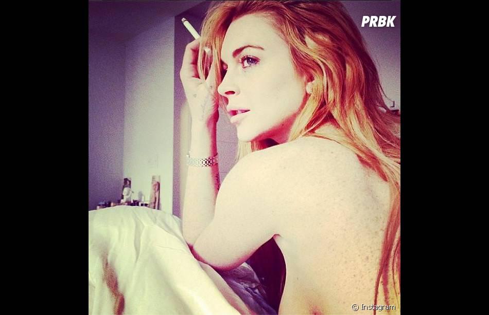 Lindsay Lohan : sa fausse-couche dévoilée dans les médias
