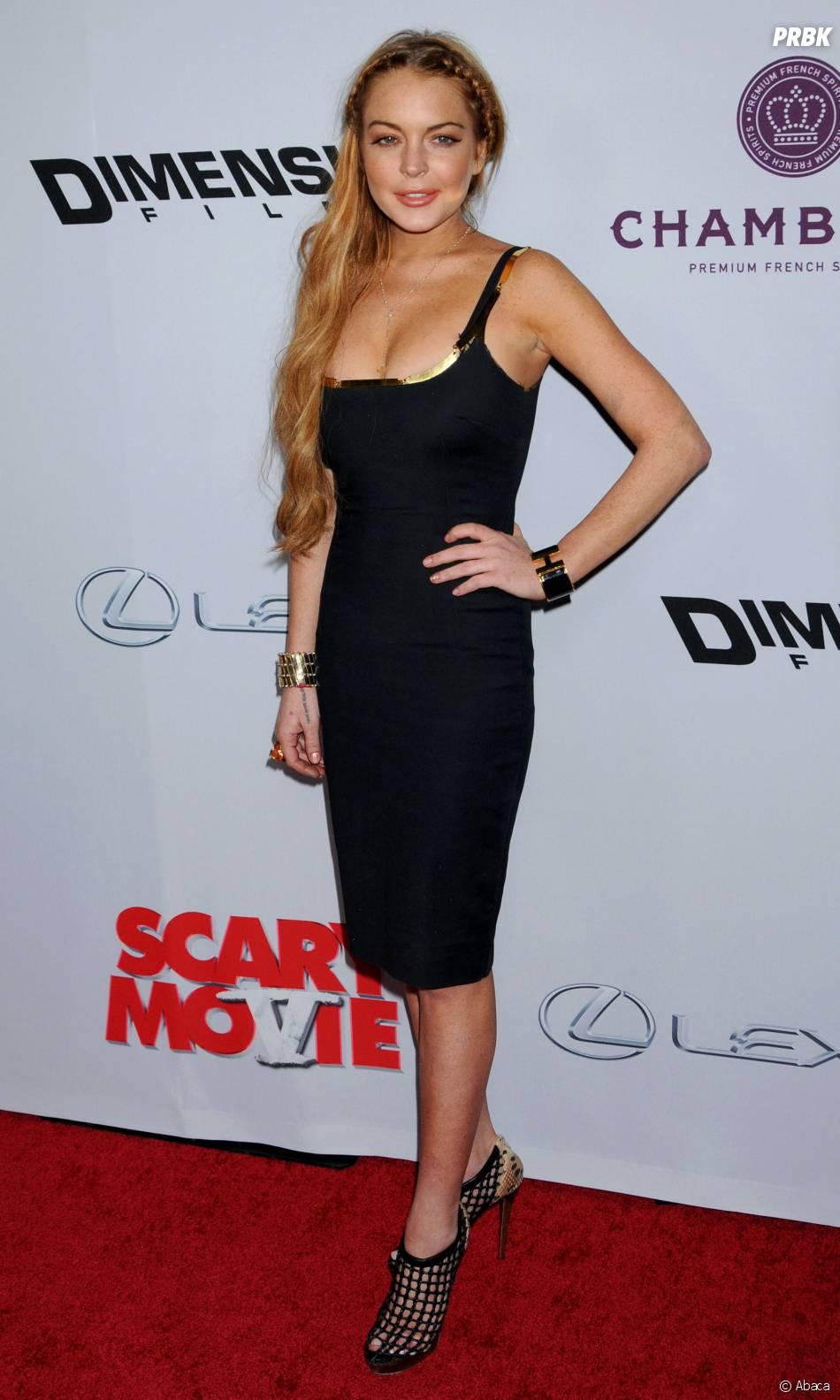 Lindsay Lohan a révélé qu'elle avait fait une fausse-couche