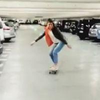 Laury Thilleman, sa chute en skate : quand Pâques rime avec patatrac !