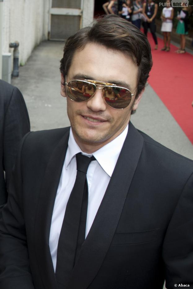 James Franco n'a pas couché avec Lindsay Lohan