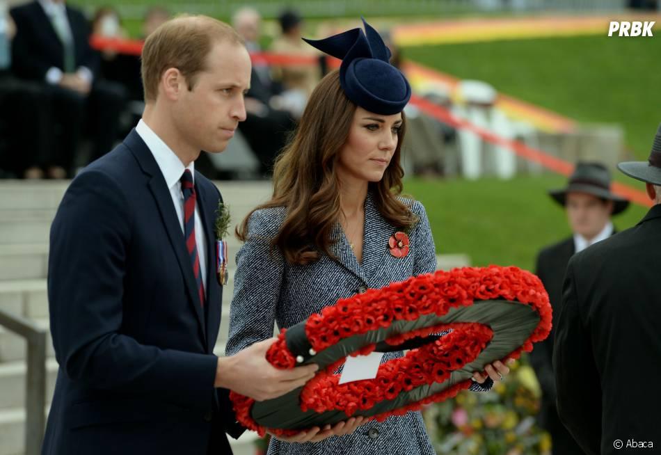 Kate Middleton et le Prince William dans le Calvados le 6 juin 2014