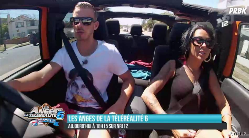 Les Anges de la télé-réalité 6 : Shanna et Julien Bert auraient eu une aventure
