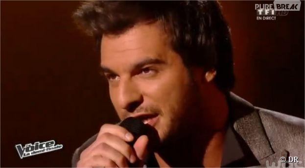 The Voice 3 : Amir s'est qualifié pour la finale