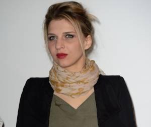 Amandine Bourgeois pense que l'argent ne fait pas le bonheur