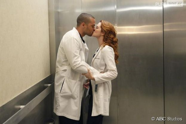 Grey's Anatomy saison 9 : quel futur pour le couple April/Jackson ?