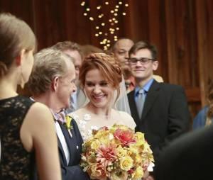 Grey's Anatomy saison 10 : April en mariée