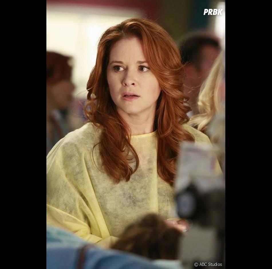 Grey's Anatomy saison 9 : Sarah Drew sur une photo