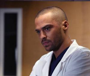 Grey's Anatomy saison 9 : Jesse Williams sur une photo