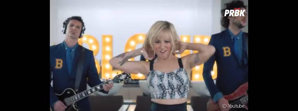 Alizée : son dernier clip Blonde vu par Seb la Frite