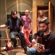 Kendji Girac (The Voice 3) : déjà en studio pour son premier album