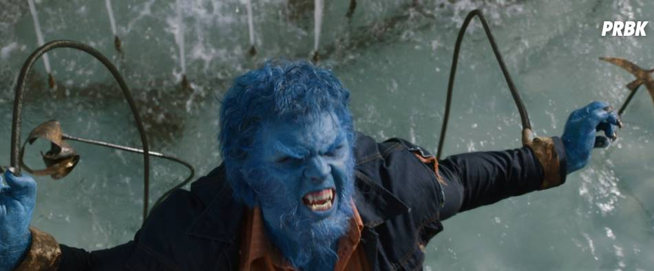X-Men Days of Future Past : avenir mortel pour le Fauve