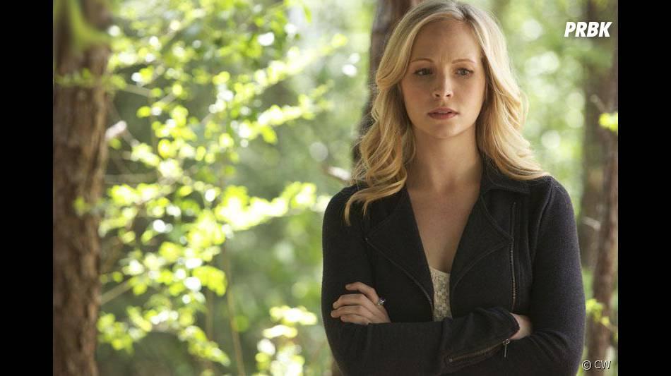 Vampire Diaries saison 5 : Caroline amoureuse de Stefan ?