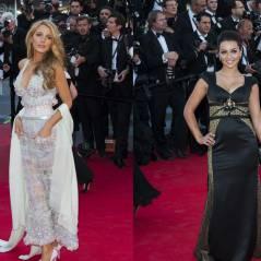 Priscilla Betti VS Blake Lively : qui est la plus sexy au Festival de Cannes ?