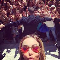 Nabilla Benattia, Eva Longoria.. best-of Instagram dans les coulisses de Cannes