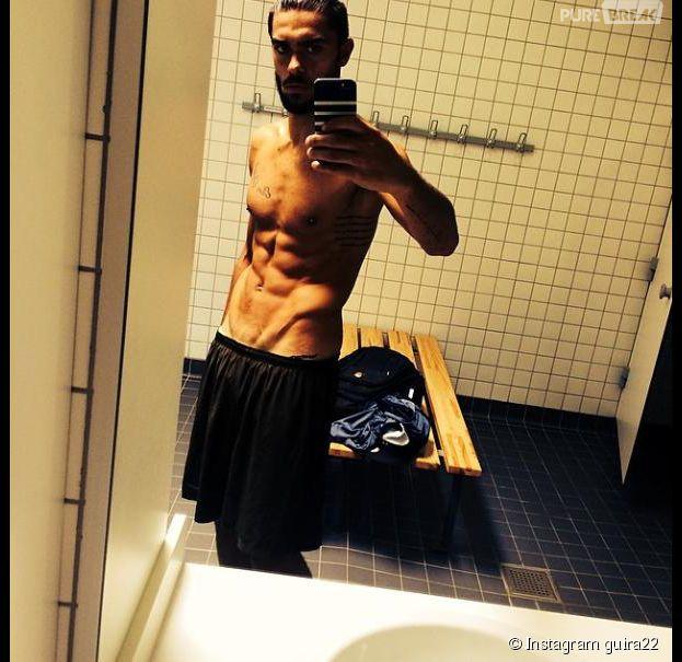 Les Anges 6 : Julien Guirado affiche ses abdos sur Instagram