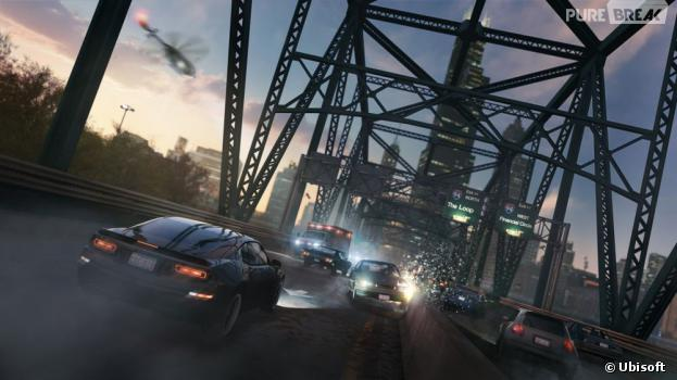 Watch Dogs sortira le 27 mai 2014 sur PS4 et Xbox One