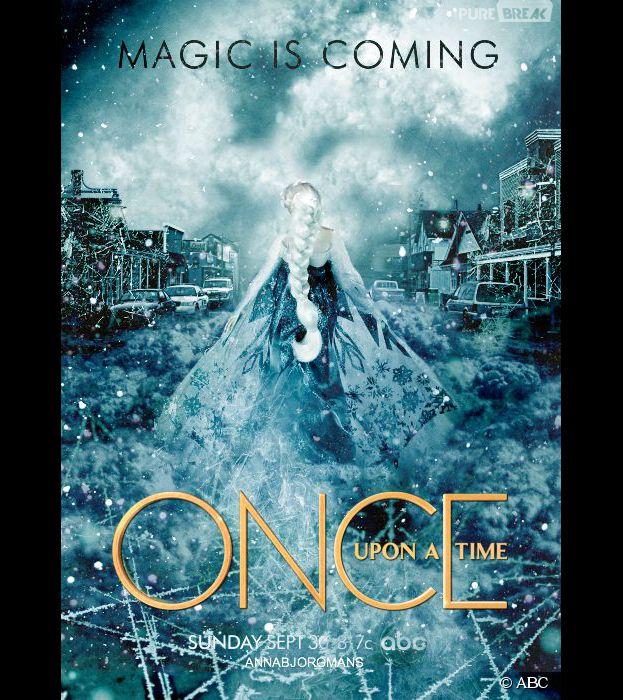 Once Upon A Time saison 4 : la reine des neiges en méchante ?