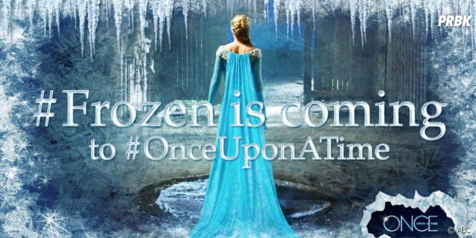 Once Upon A Time saison 4 : Elsa apparaîtra rapidement