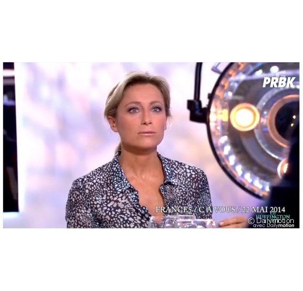 C à Vous : Emmanuel Maubert refuse de continuer sa chronique devant Patrick Fiori et Anne-Sophie Lapix