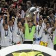 Le Real Madrid soulève sa dixième Ligue des Champions le 24 mai 2014