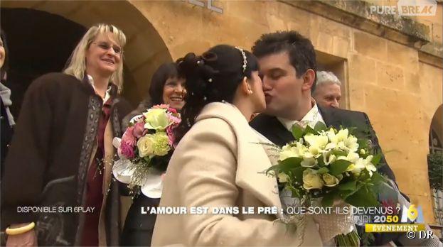 L'amour est dans le pré : Pierre et Frédérique se sont mariés en 2014