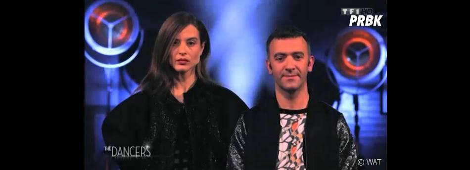 The Dancers : le duo Carine Charaire et Olivier Casanayou, directeurs artistiques de la compétition