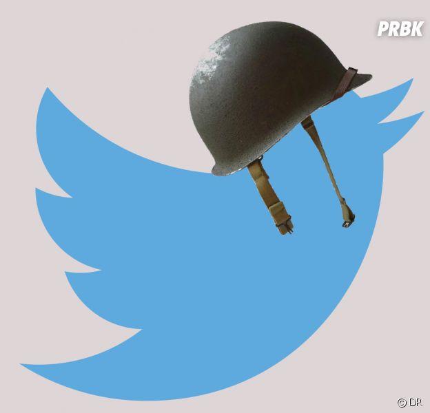 Twitter : les internautes imaginent le réseau social durant le débarquement de 1944