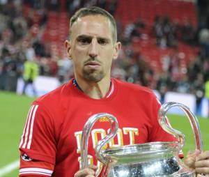Franck Ribéry n'ira pas au Brésil