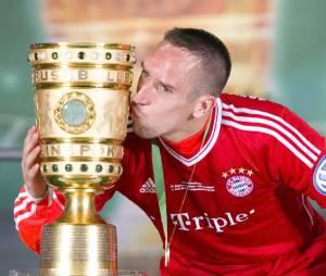 Franck Ribéry déclare forfait