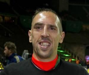 Franck Ribéry dit adieu à la Coupe du Monde