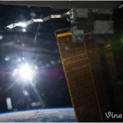 Un astronaute de la NASA poste le premier Vine de l'espace