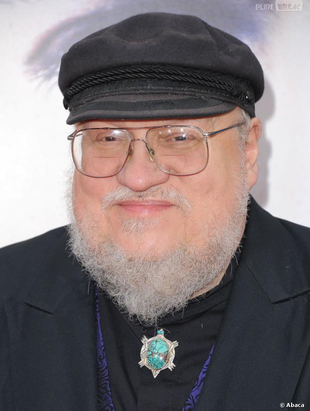 Game of Thrones : George R.R. Martin parle des différences