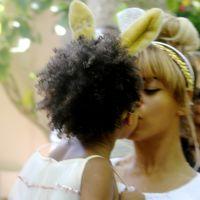 Beyoncé et Jay Z : une pétition pour que Blue Ivy ne ressemble plus à un mouton