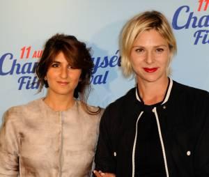 """Géraldine Nakache et Sophie Cattani lors de l'avant-première du film """"L'ex de ma vie"""" à Paris, le 17 juin"""