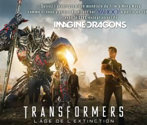 Transformers 4 : l'avant-première à Hong Kong comme si vous y étiez
