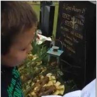[VIDEO] Un petit garçon reçoit une lettre de son père décédé