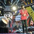 Les One Direction hier au Stade de France