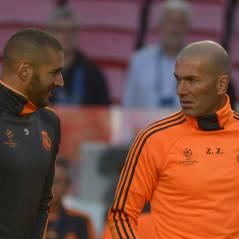 """Zinédine Zidane fête ses 42 ans : le message de son """"fréro"""" Karim Benzema"""