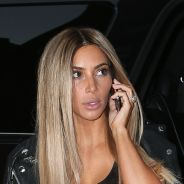 Kim Kardashian blonde : la bimbo rechange de look