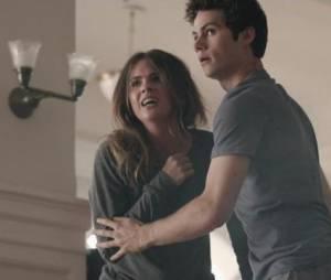 Teen Wolf saison 4 : Malia attachée à Stiles