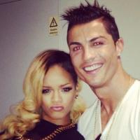 Rihanna : après Karim Benzema, elle soutient Cristiano Ronaldo