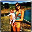 Daniela Ospina maman de Salomé et girlfriend de James Rodriguez, star du Mondial 2014