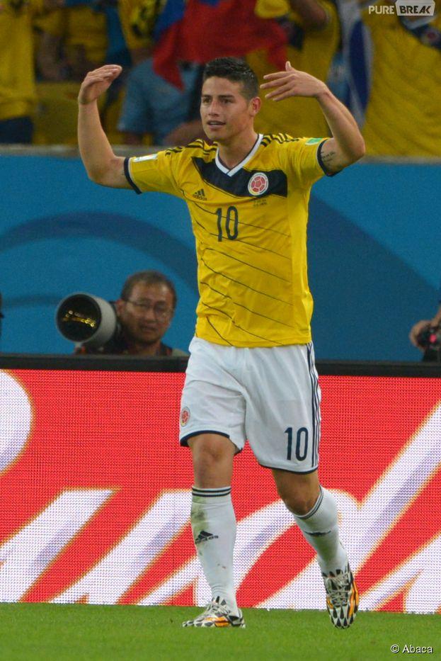 James Rodriguez, nouvelle star du Mondial 2014