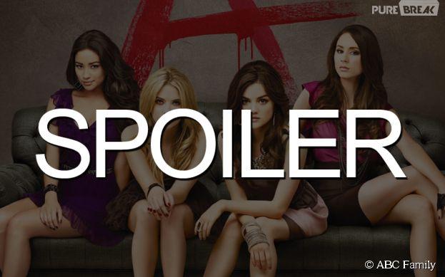 Pretty Little Liars saison 5 : une rencontre explosive