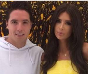 Samir Nasri et Anara Atanes en route pour les Bet Awards 2014