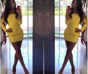 Samir Nasri : sa petite-amie Anara Atanes sexy pour les Bet Awards 2014
