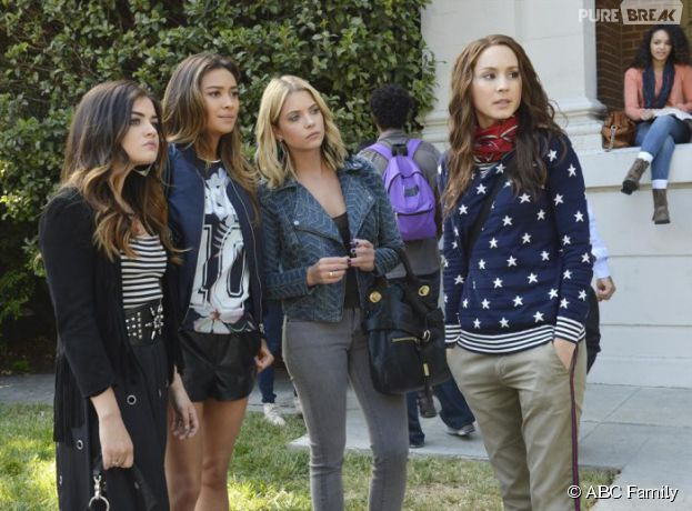 Pretty Little Liars saison 5 : un épisode 100 très intense