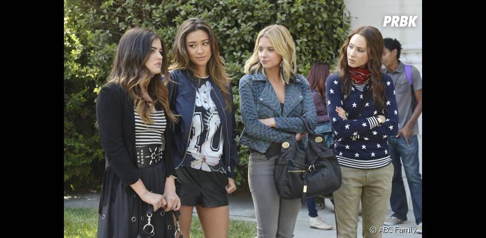 Pretty Little Liars saison 5 : l'épisode 100 n'a pas déçu